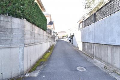 【前面道路含む現地写真】霧島市国分府中町