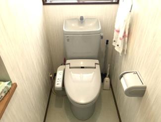 【トイレ】川西市見野1丁目17の48 中古一戸建て