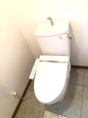 【トイレ】新大津貸家
