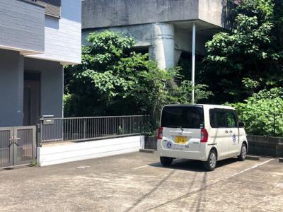 【駐車場】新大津貸家