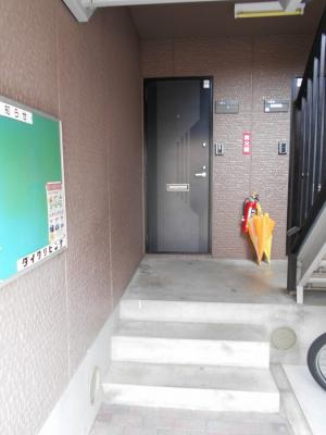 【玄関】リッツハウス森松・