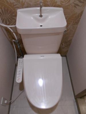 【トイレ】リッツハウス森松・
