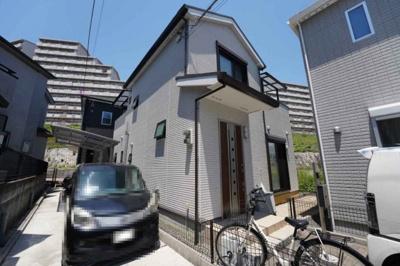 【外観】堺市中区小阪 戸建