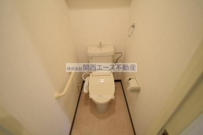 【トイレ】レクシア石切