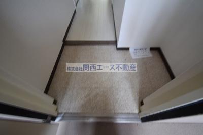 【玄関】レクシア石切