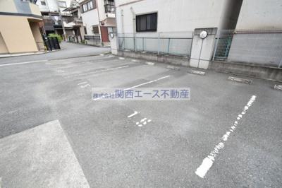 【駐車場】レクシア石切