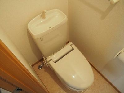 【トイレ】フラワーヒルズ