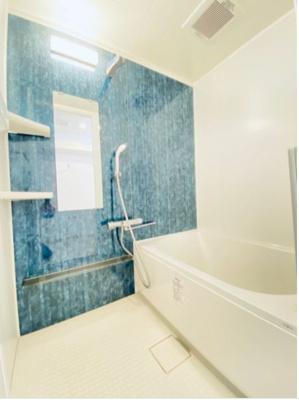 システムバス新調 浴室乾燥機新調