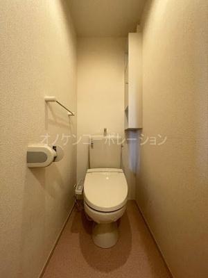 【トイレ】ステラテレーノ