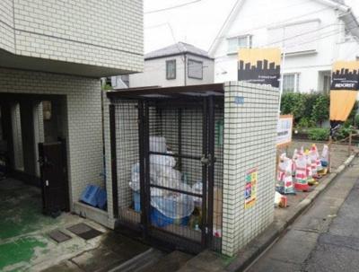 【セキュリティ】朝日プラザ多摩川