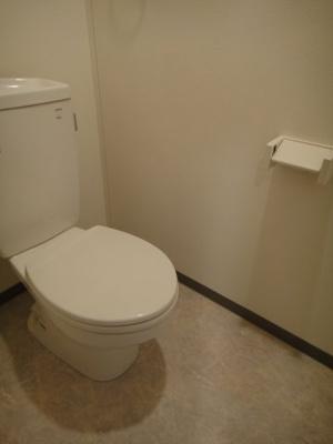 【トイレ】フロンティア駒込