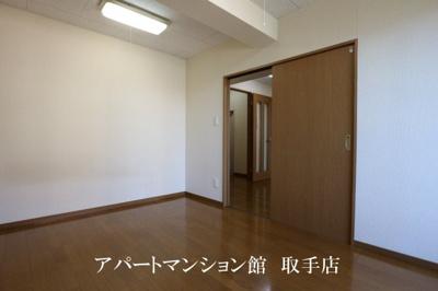 【寝室】パシアンKATORIⅡ