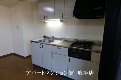 【キッチン】パシアンKATORIⅡ