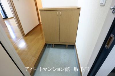 【玄関】パシアンKATORIⅡ