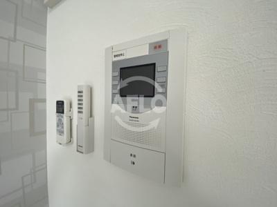 ビガーポリス300同心II TV付モニターフォン