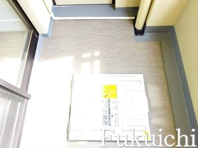 【バルコニー】シティカレント目黒学芸大学
