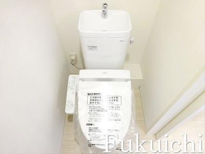 【トイレ】シティカレント目黒学芸大学