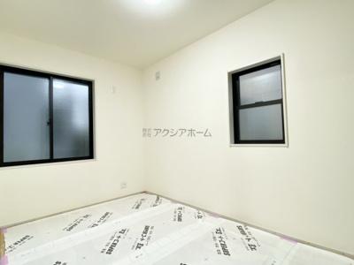 【設備】狭山市北入曽・全1棟 新築一戸建 ~収納スペース充実~