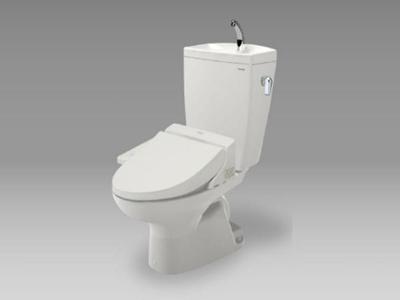 【トイレ】大館市早口字上野・中古住宅 リフォーム中