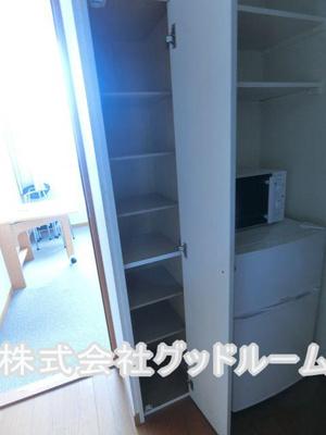 レオパレスシェル壱番館の写真 お部屋探しはグッドルームへ