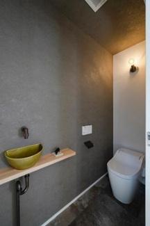 【トイレ】近江八幡市西庄町 新築戸建