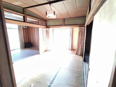 【居間・リビング】大館市小館花字萩野台・中古住宅 リフォーム中