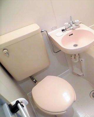 【トイレ】エステートピアたんぽぽ