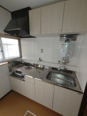 【キッチン】東新町連棟