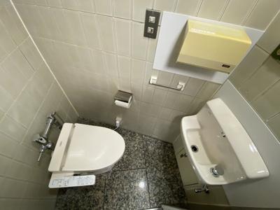 【トイレ】須田町パークビル