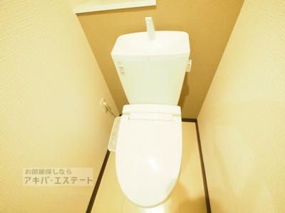 【トイレ】ラ・フォート東日暮里