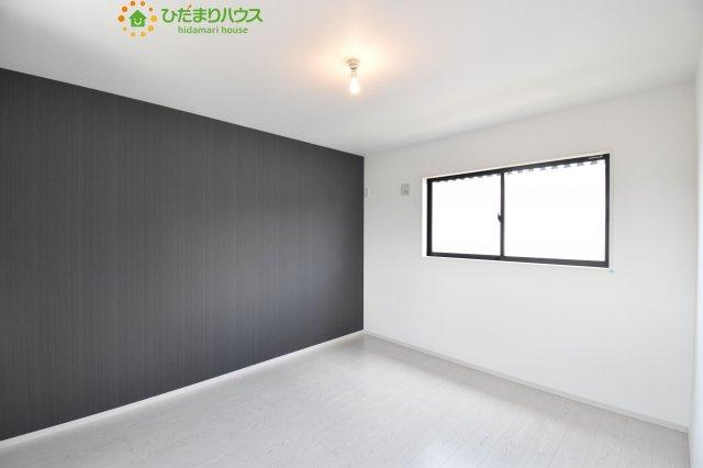 【寝室】行田市本丸 2期 新築一戸建て Ricca 01
