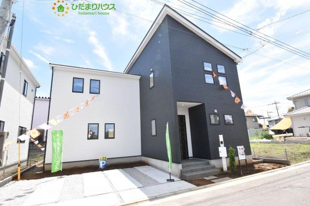 【外観】行田市本丸 2期 新築一戸建て Ricca 01