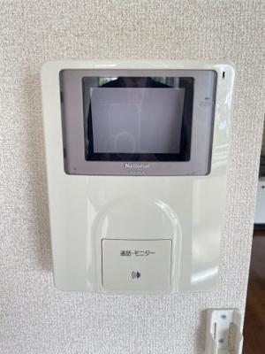 【セキュリティ】モンフラット町田