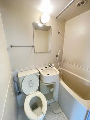 【浴室】モンフラット町田