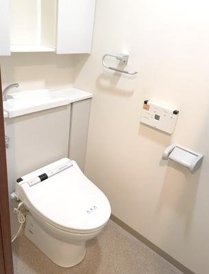 【トイレ】グレースタワー