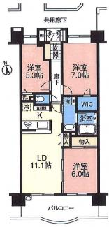 君津市東坂田 中古マンション 君津駅  10階