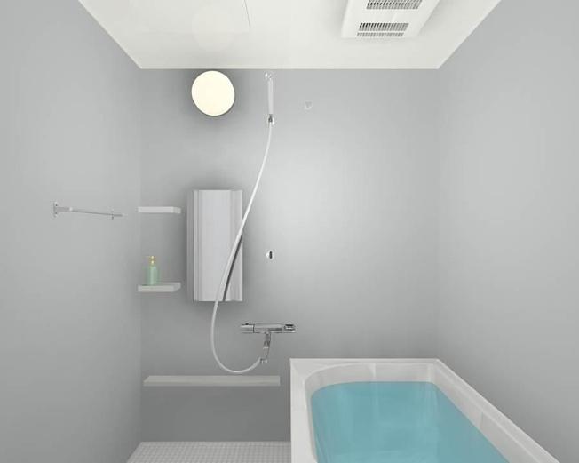【浴室】ロフティ箱崎201