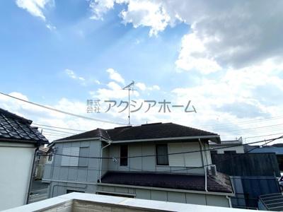 【展望】瑞穂町むさし野2丁目・全1棟 新築一戸建 ~全室南向き~