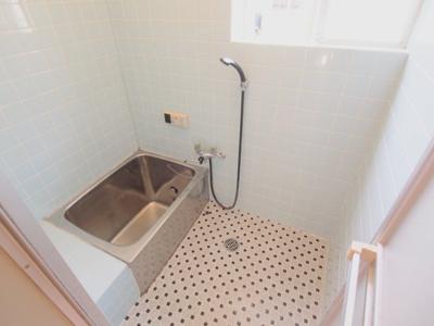 【浴室】ノムラコーポ B