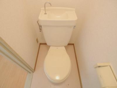 【トイレ】ノムラコーポ B