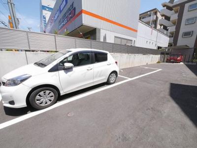 【駐車場】サンライズヒダ