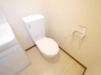 【トイレ】サンライズヒダ