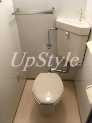 【トイレ】エフシープレミール竜泉