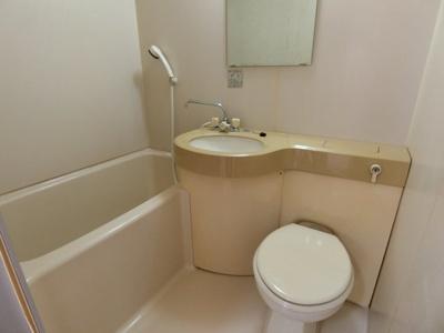 【浴室】スミコー駅前コーポ