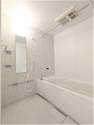 【浴室】【新築】ポライトリーB