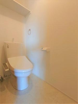 【トイレ】【新築】ポライトリーB