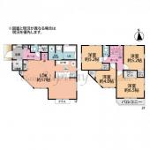 新築 本藤沢 駐車2台可能!の画像