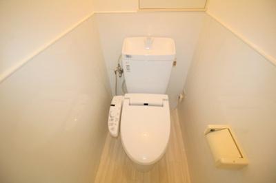 【トイレ】ヴィラ豊中