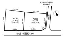 熊谷市石原分譲地の画像