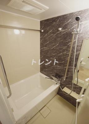 【浴室】プレールドゥーク神楽坂